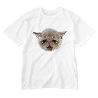 PEEY Washed T-shirts