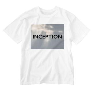 sappori BLOGのinception Washed T-Shirt