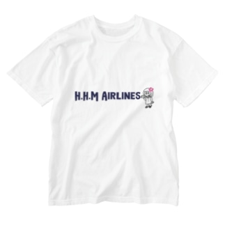 H.H.M Airlines Washed T-Shirt