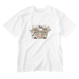 スイカー Washed T-shirts