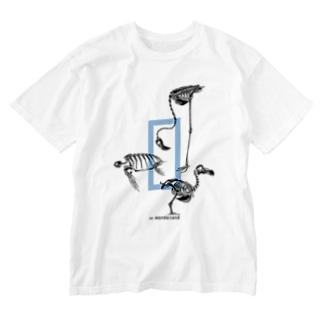 不思議の国の Washed T-Shirt