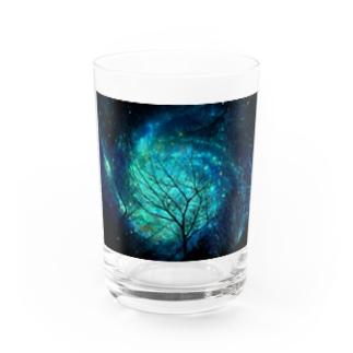 My universe Water Glass