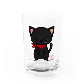 おきらく戦隊ゴレンニャア 1号 Water Glass