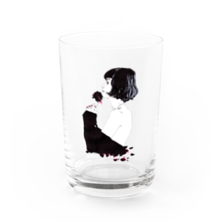wine red Water Glass