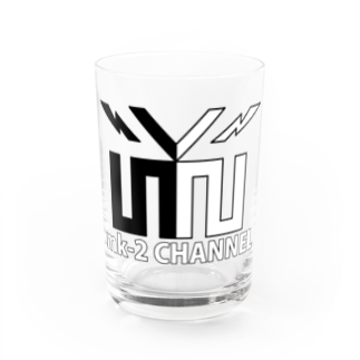 mk-2 グッズのmk-2 CHANNEL Water Glass