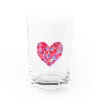 はーと Water Glass