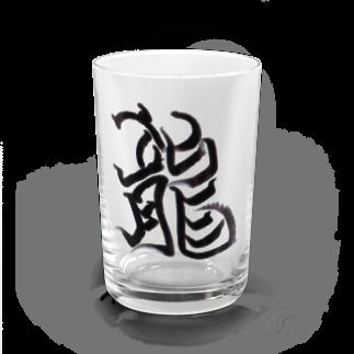 龍Tのロングッズ6 Water Glass
