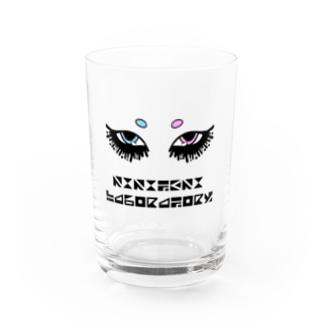 MAROMAYU 薄水 × 薄ピンク Water Glass