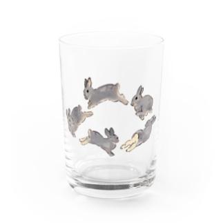 走り回る君が好き Water Glass