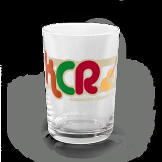 TACAのグッズ売り場の復刻版KCR Water Glass