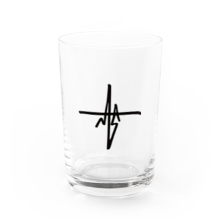 nasatam-LOGO Water Glass