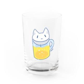 NekoP - びーる Water Glass