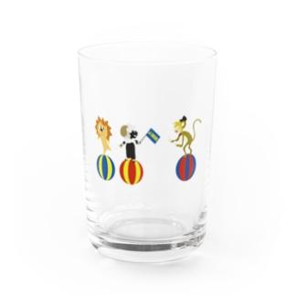 JJサーカス Water Glass