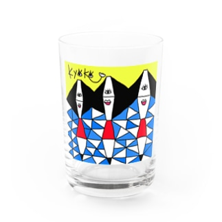 MEDAMA Water Glass