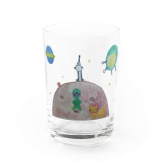 宇宙旅行 Water Glass