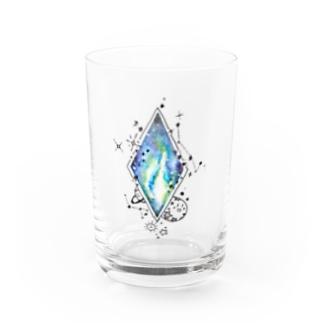 エメラルド Water Glass