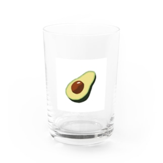 avocado Water Glass