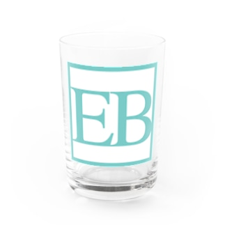 四角いEB Water Glass