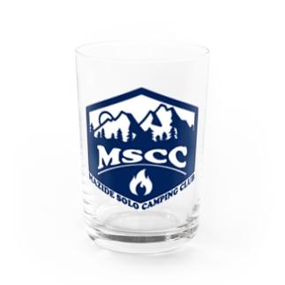 MSCC LOGO Ver2 Water Glass