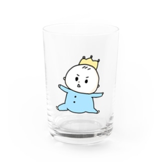 我が子! Water Glass