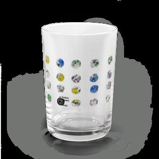 by fujiHiro by 555のドッとdot Stray sheep Water Glass
