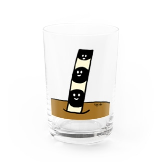 タピオカちゃん Water Glass