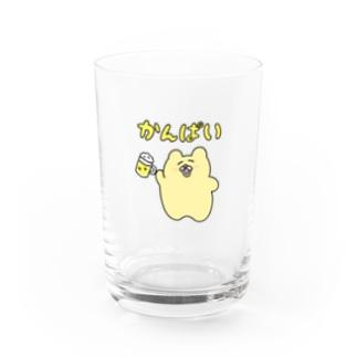 カンパイチャンミー  Water Glass