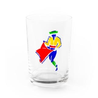 闘牛士 Water Glass