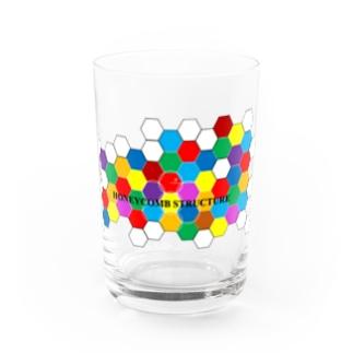 ハニカム Water Glass
