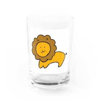 すずらいおん Water Glass