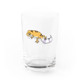 CUBIC ITEMのいよかん Water Glass