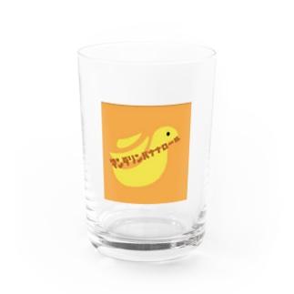 マンダリンバナナロール Water Glass