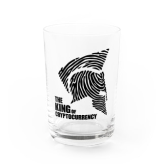 The King Water Glass