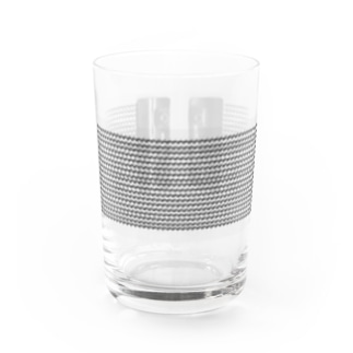 """「DRUMS!!」#4 """"Snappy"""" Water Glass"""