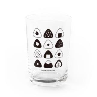 おにぎりこれくしょん Water Glass