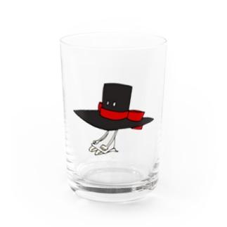 待機中 Water Glass