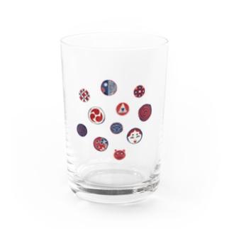 【日本レトロ#24】おはじき Water Glass