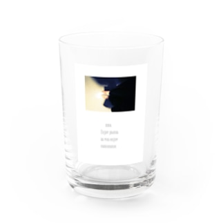 THICK Water Glass