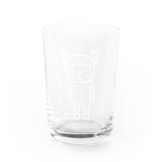 シカ Water Glass