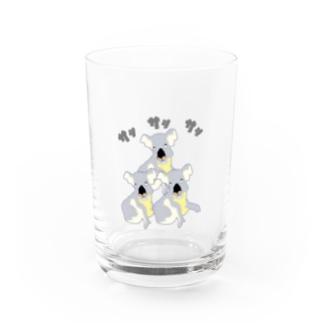 コアラ Water Glass