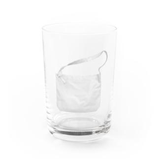 ビッグショルダーバッグ Water Glass