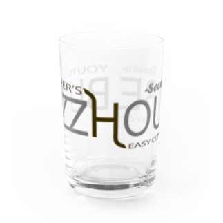 BUZZ HOUSE 2nd Water Glass