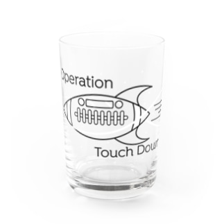 operation touchdown Water Glass