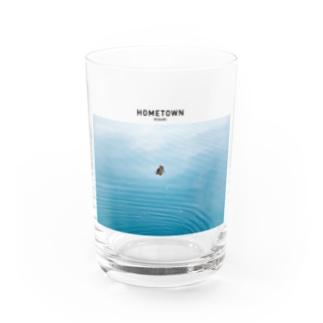 HOMETOWN_MINAMI Water Glass