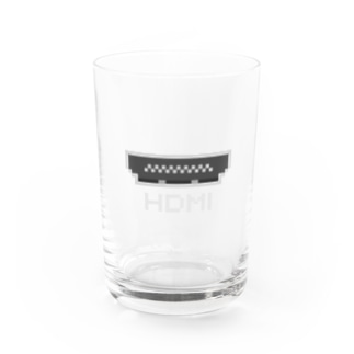 HDMI 白 Water Glass