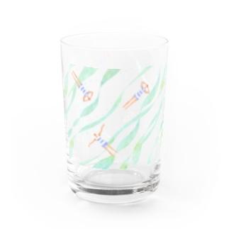 ta yu ta u Water Glass