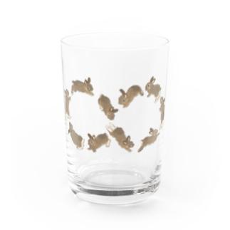 ごきげん無限大ダンス Water Glass
