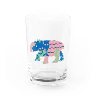 Backy Water Glass