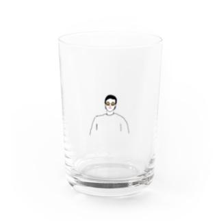 meditate Water Glass