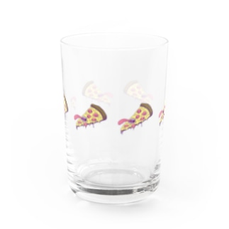 ピッザ Water Glass